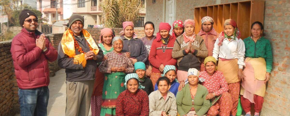 Everest Ayurveda production, Kathmandu Nepal
